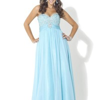 Buy Stunning Chiffon Stones Bodice Sweetheart Dancing Dresses Bridesmaid Dresses Prom Dresses YSP9343 , from  for $126.99 only in Maxnina.com.