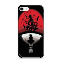 Itachi Uchiha Clan Naruto Shippuden iPhone 7 | iPhone 7 Plus Case