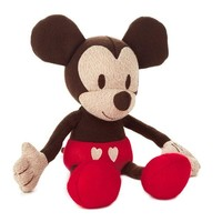 Sweetheart Mickey Mouse Stuffed Animal