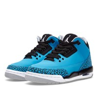 Nike Air Jordan III Retro GS 'Powder Blue'