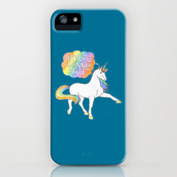 Haters Gonna Hate Unicorn (Inspired by Taylor Swift) iPhone & iPod Case by Leigh / losinghimwasblue