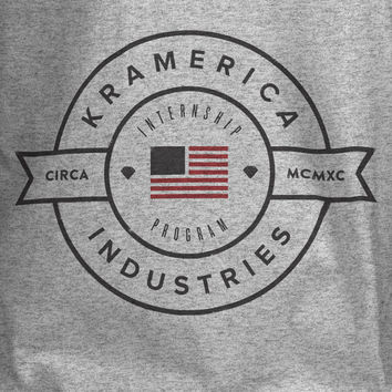 Kramerica Industries T-Shirt - Kramer Seinfeld Shirt - Small - XXL - Mens & Womens