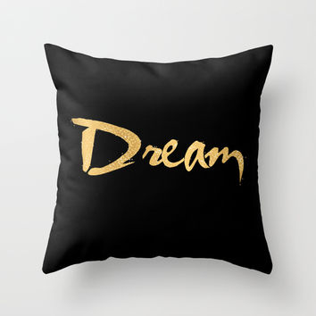 Dream Throw Pillow by All Is One