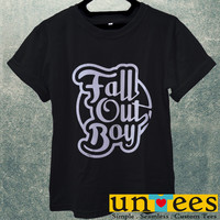 Fall Out Boy Men T Shirt