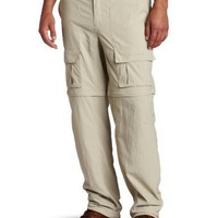 Columbia Blood and Guts Convertible Pant (34x32, Fossil)