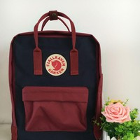 Fjallraven Kanken Durable Backpack School Travel Bag