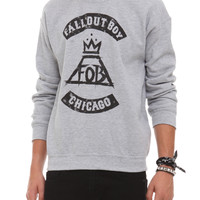 Fall Out Boy Chicago Pullover Sweatshirt | Hot Topic