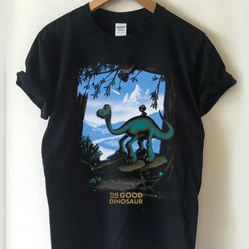 The Good Dinosaur T-shirt Men, Women Youth and Toddler