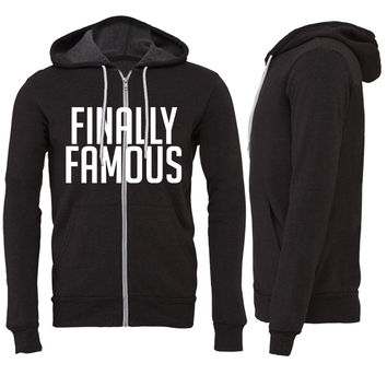 Finally Famous Zipper Hoodie