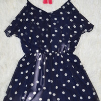 Pretty In Polka-Dots Romper