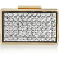 Lanvin - Crystal box clutch