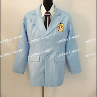 Ouran High School Host Club Jacket Custom Made Cosplay Costume