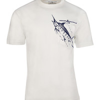 Men's Taildancer S/S Pocket UV Fishing T-Shirt