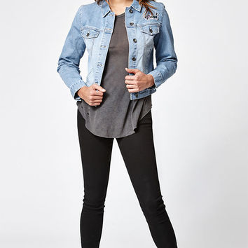 Vans Denim Trucker Jacket at PacSun.com