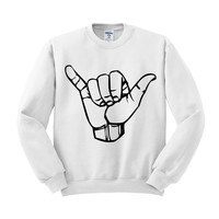 Hang Loose Crewneck Sweatshirt