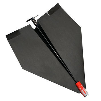 Motorized Carbon Fiber Paper Airplane by PowerUp