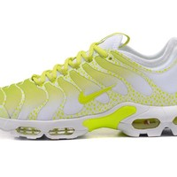NIKE AIR MAX PLUS TN  yellow white 40-46