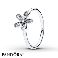 PANDORA Ring Dazzling Daisy Sterling Silver