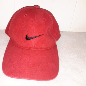 90s Nike Basketball Retro adjustable hat cap curved brim Air Max Barkley Penny Kobe