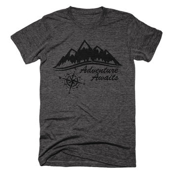 Adventure Awaits Unisex Tee