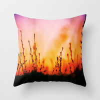 Take me away Throw Pillow by DuckyB (Brandi)