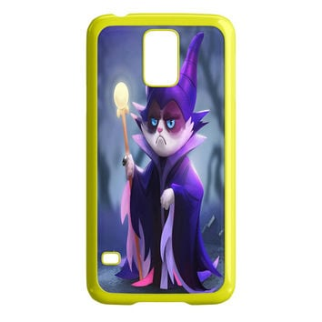 The Witch's Cat Samsung Galaxy S5 Case