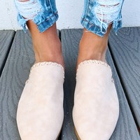 Walk All Over You Mules: Sand