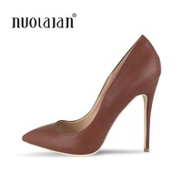 Brand Women Shoes High Heels Women Pumps Stiletto 12cm Heels Sexy Pumps Classic Pumps Wedding Shoes Heel Party Heels Women