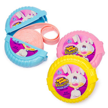 Hubba Bubba Easter Bubble Tape Gum Rolls: 12-Piece Box
