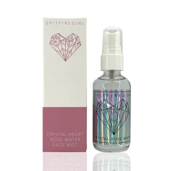 Crystal Collection Rose Water