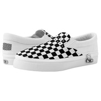 Checkmate Slip-On Shoes