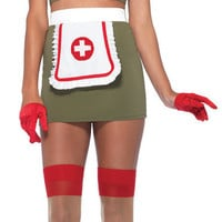 Army Nurse Anna Adult Costume