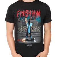 Mortal Kombat Finish Him T-Shirt
