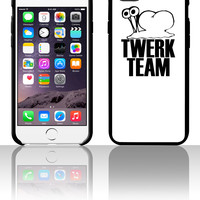 Twerk Team 5 5s 6 6plus phone cases
