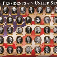Presidents of the United States Poster 24x36