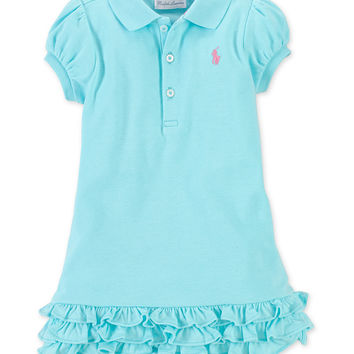 eb0530432 Ralph Lauren Baby Girls' Cupcake Polo from Macys | For my