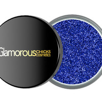 Diamond Glitter Caribbean Blue