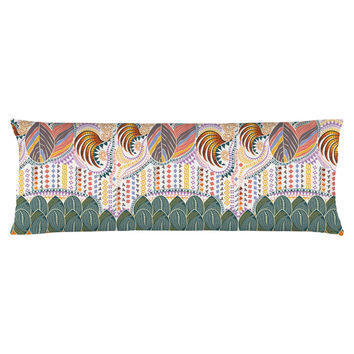 Tribal Pattern Body Pillow