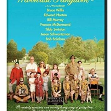 Bruce Willis & Edward Norton & Wes Anderson-Moonrise Kingdom