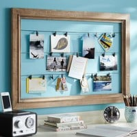 Oversized Cable Photo Frame