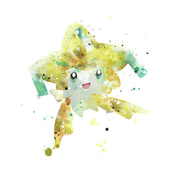 Pokemon Jirachi