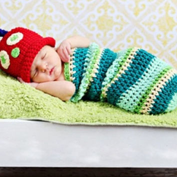 Best Crochet Cocoon And Hat Products On Wanelo