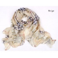Fashion Grid 2012 Spring Silk Scarves