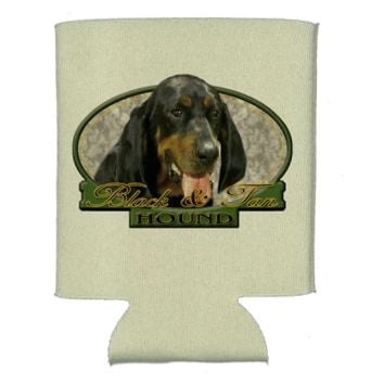 Black And Tan Hound Can Koozie By Dixie Outfitters®