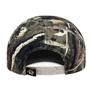 Realtree Xtra Camo Missouri Tigers Mizzou Adjustable Hat