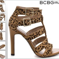 Paulies 2 - Tan Leopard Pony, BCBG, $114.99, FREE 2nd Day Shipping!