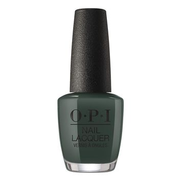 OPI Nail Lacquer - Things I've Seen In Aber-green 0.5 oz - #NLU15