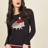 Chilly Quills Sweater | Mod Retro Vintage Sweaters | ModCloth.com