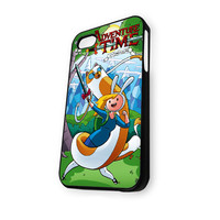 Adventure Time Fionna And Cake iPhone 5/5S Case
