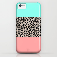 Leopard National Flag VIII iPhone & iPod Case by M Studio